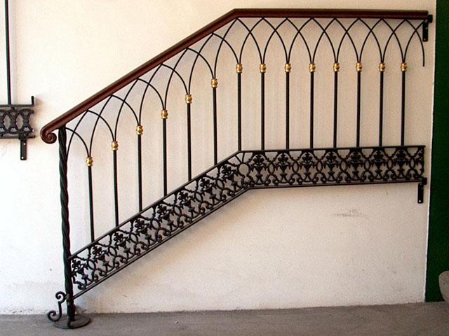 Escaleras y balcones herreria y forja Escaleras herreria para interiores