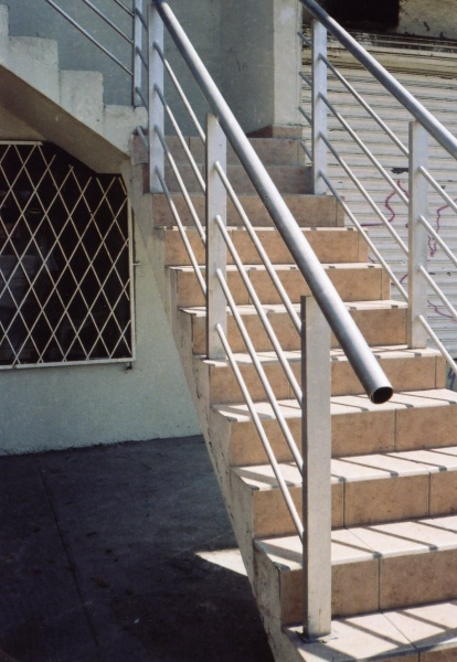 Escaleras y balcones herreria y forja - Barandas de forja para escaleras ...